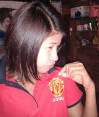 Manchester United Girls Burma