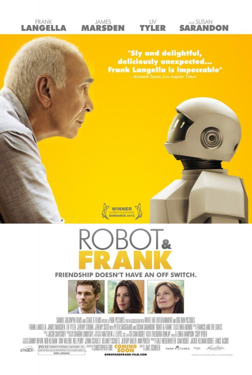 Un amigo para Frank (2012) Online Latino