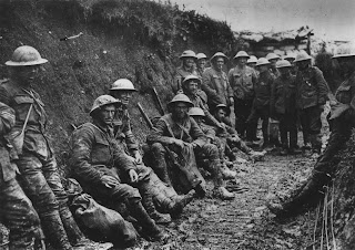 Royal Irish Rifles Somme July 1916