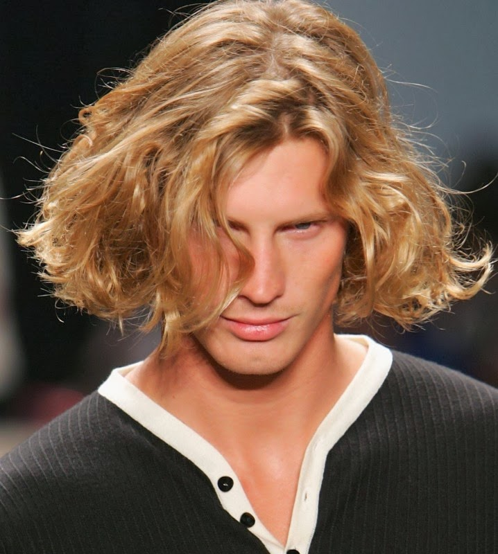 long hairstyles for boys Haircuts for Men More Celebrity Haircuts for Men