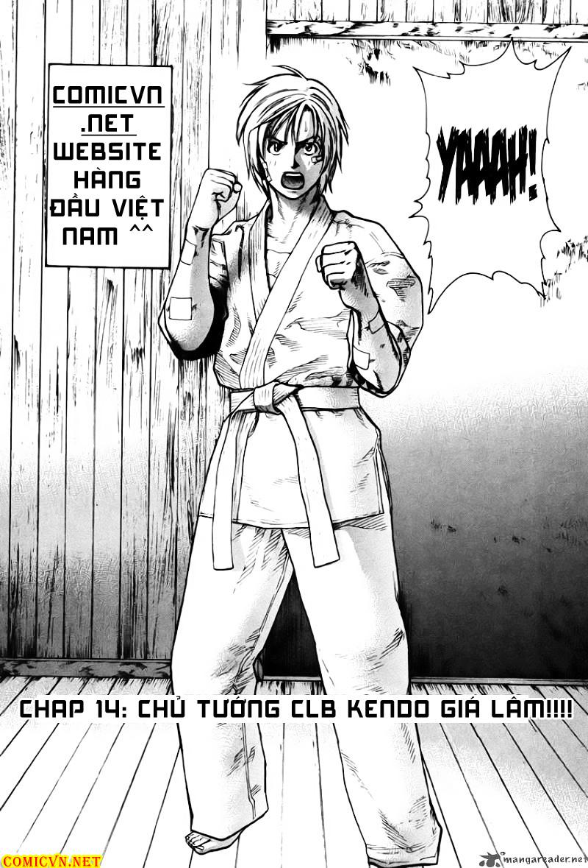 Karate Shoukoushi Kohinata Minoru chap 14 Trang 2