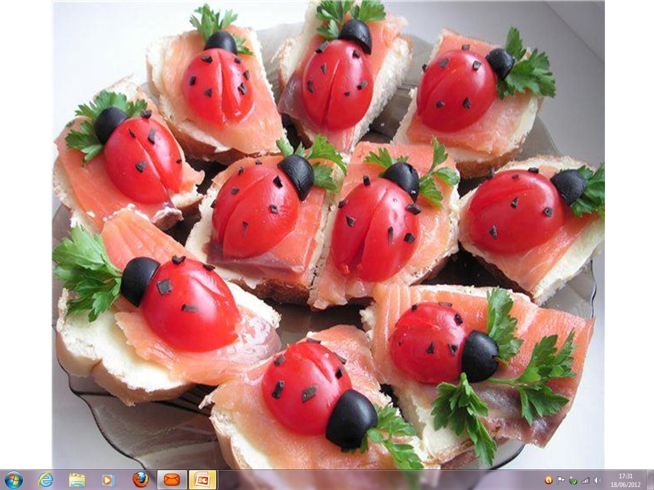 Gianna il bene in noi arte culinaria for Piatti decorati