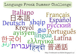 Language Freak Challenge