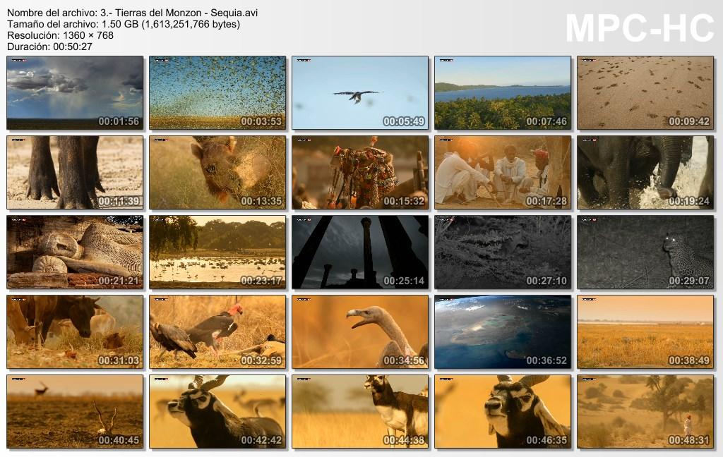 7GB|BBC|Tierras del Monzon|HD 720p|5-5|MEGA|Taykun7000