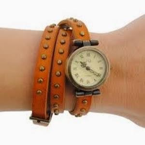 Como restaurar una correa de reloj de cuero o piel