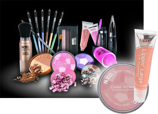 NYC  Makyaj Ürünleri / Cosmetics