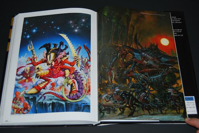 Artbook Review : The Art Of Warhammer 40 000  DSC_0891