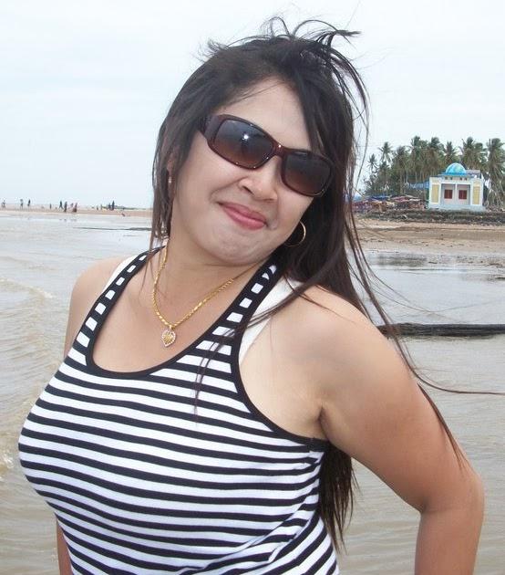 Kumpulan Tante Indonesia: Tante Toge Kesepian