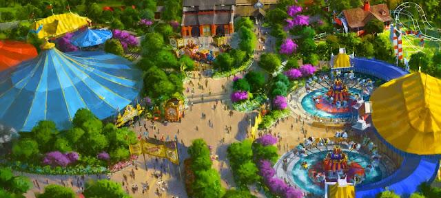 Disney New Attractions