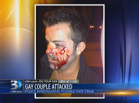 Two Women Brutally Attack Gay Couple For Being Gay