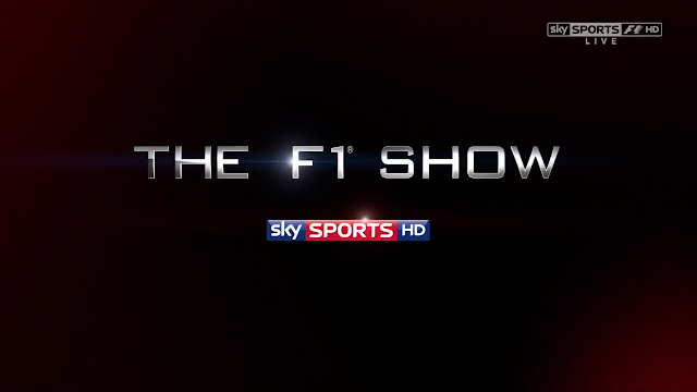 The F1 Show - 26th April 2013