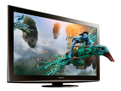 ¿Cuándo surgió la televisión de plasma?
