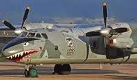 Antonov 26's at BHX
