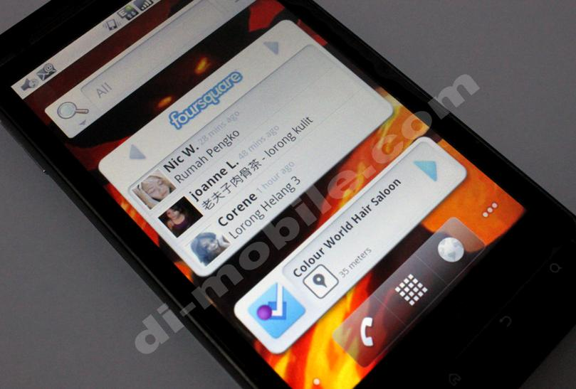 Hellfire Droid Monster Android 2.2 Froyo 4.3inch - Di ...