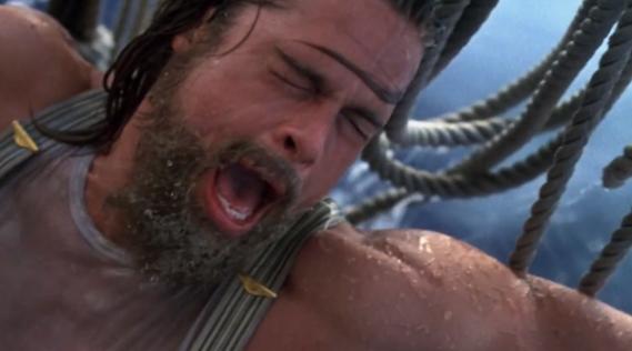 Brad Pitt Legends Of The Fall Beard Labels: brad pitt forrest gump Brad Pitt