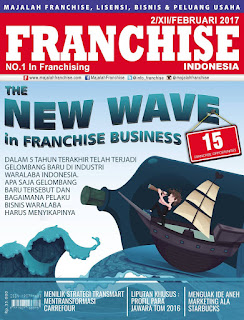 "MAJALAH FRANCHISE INDONESIA ""The Leading Franchise & Business Information in Indonesia"""