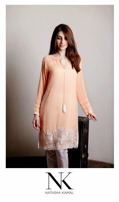 Natasha Kamal Eid Dress Collection 2014