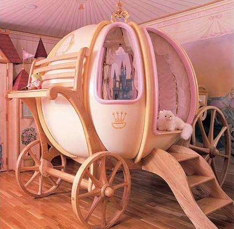 World's Most Expensive and Amazing Children's Beds ~ LikePage