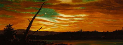 Beautiful natural usa flag oil paintings and arts facebook timeline cover