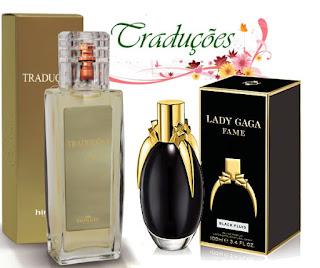 Perfume Hinode Lady Gaga Fame - Traduções Gold nº 56 Feminino