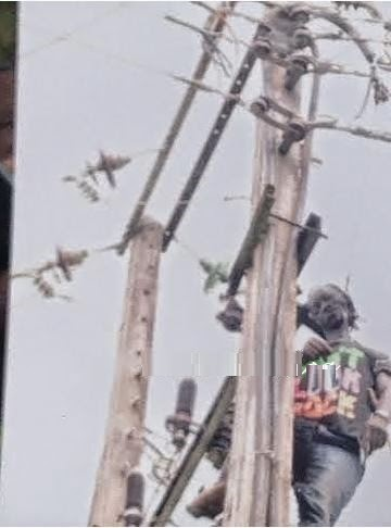 man dies on high tension in calabar