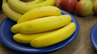 banana healing food