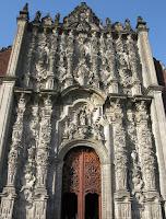 Kaplica Najświętszego Sakramentu - Meksyk Miasto