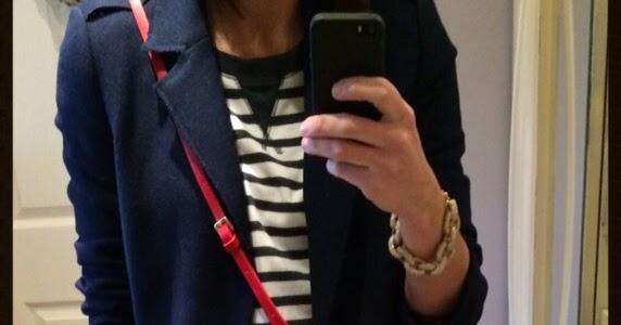 My Midlife Fashion Wiwt Laid Back Blazer Style