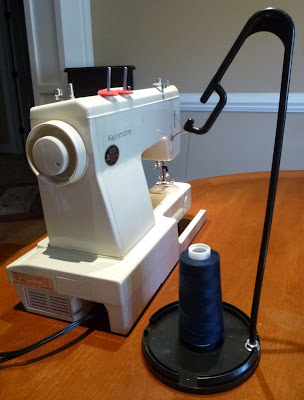 Thread Spool Stand - DIY - Cone