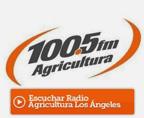 Logo radio agricultura los angeles