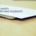 . CSR keyboardانحف لوحة مفاتيح لاسلكية  فى العالم