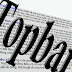 """Tiện ích  """"Topbar"""" trượt  dọc cho Blogspot"""