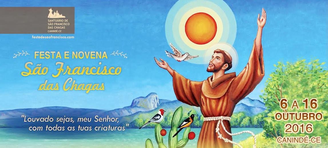 Festa de São Francisco das Chagas de Canindé 2016