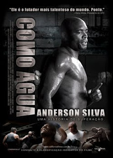 Download  Anderson Silva   Como Água DVDRip AVI + RMVB Legendado