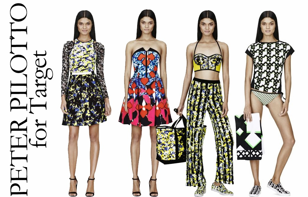 PETER PILOTTO for Target will launch on February 9th