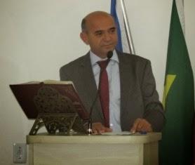 Mensagem do prefeito, Raimundo Dentista à Câmara Municipal de Vereadores na Abertura dos trabalhos