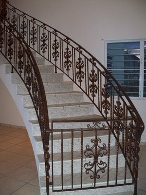Cerrajeria ramajo rejas de escalera protecci n para ni os for Proteccion de escaleras para ninos