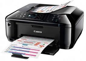 Canon PIXMA MX451 Printer Download Free Driver