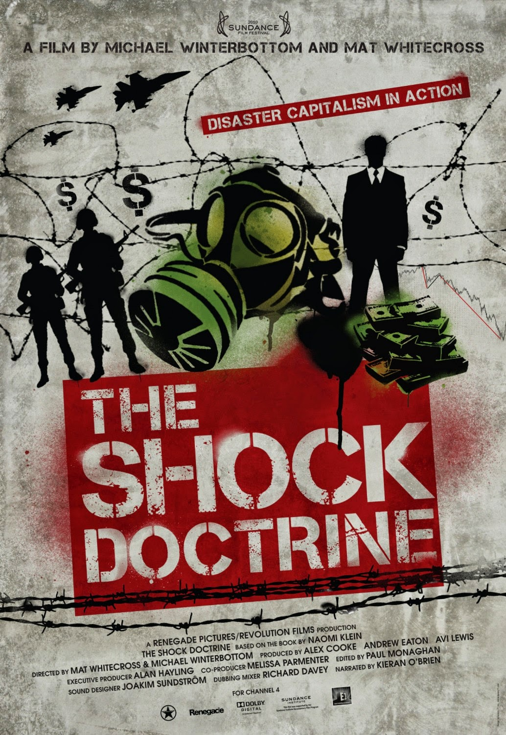 Шоковата доктрина / The Shock Doctrine (2009)