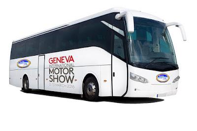 Il 06 Marzo 2016 vieni al Salone dell'automobile di Ginevra con Nixsa!