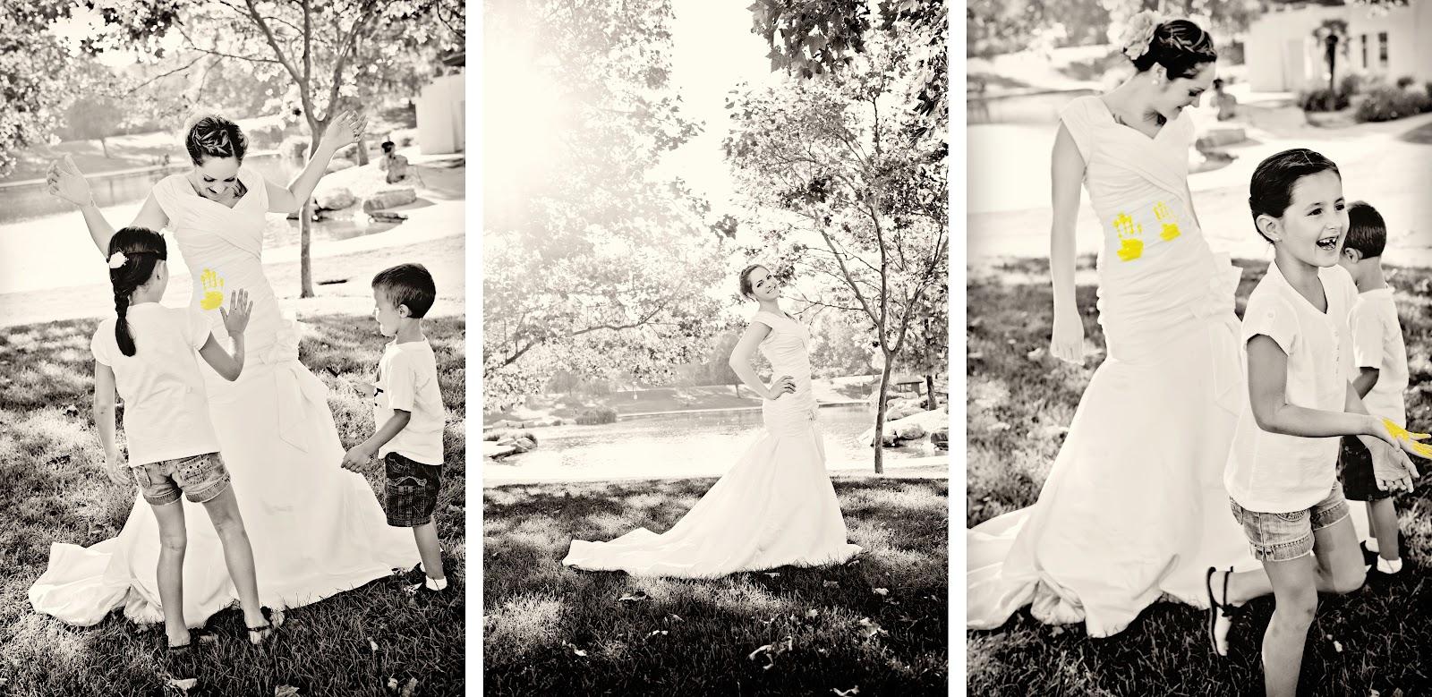 Allichelle photography christina 39 s trash the dress for Wedding dresses rancho cucamonga