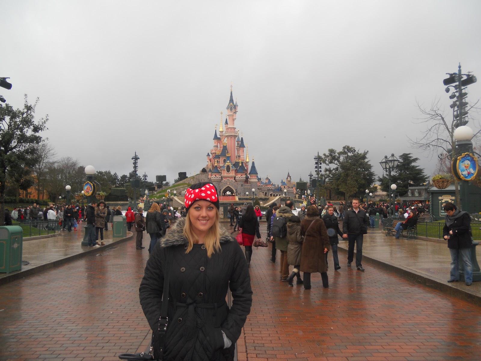 Disney World New Years Eve