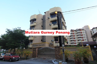 mutiara gurney apartment