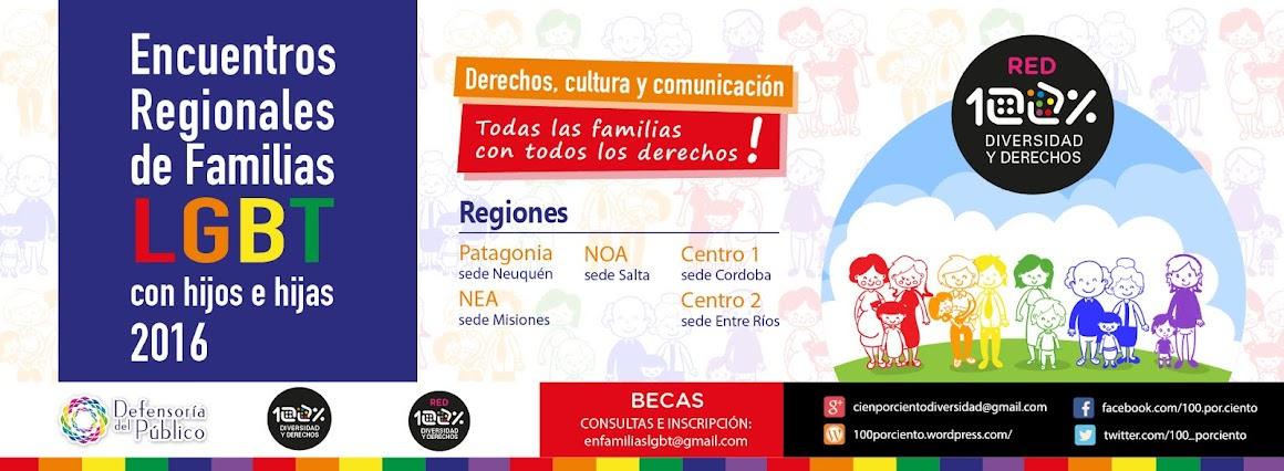 ENCUENTRO NACIONAL DE FAMILIAS LGBT CON HIJAS E HIJOS