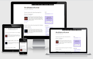 Responsive Thesis Template For Blogger Blogspot V2