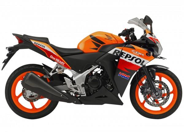 Harga+Honda+CBR250R+(ABS)+ +Repsol+Edition Harga Honda CBR Terbaru Juli 2013