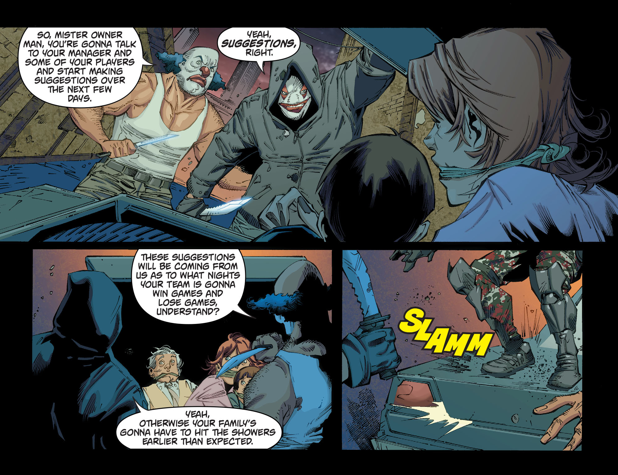 Batman: Arkham Knight [I] Issue #7 #9 - English 7