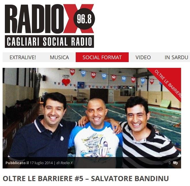 5) Andrea Ferrero e Andrea Mameli intervistano Salvatore Bandinu