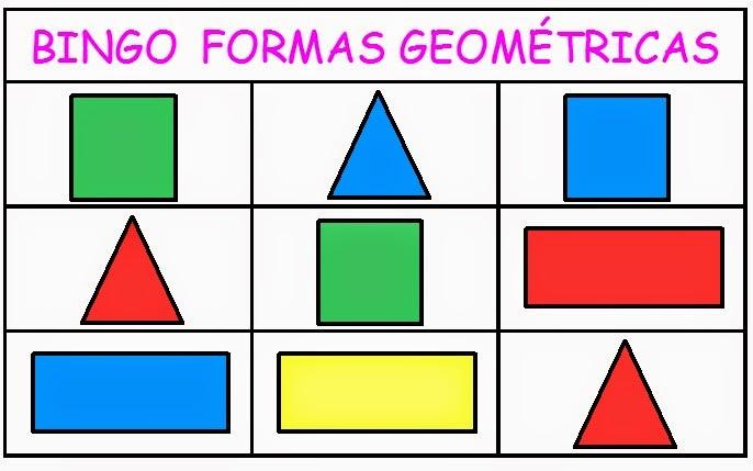 La clase de la se o nuria figuras geom tricas for Las formas geometricas