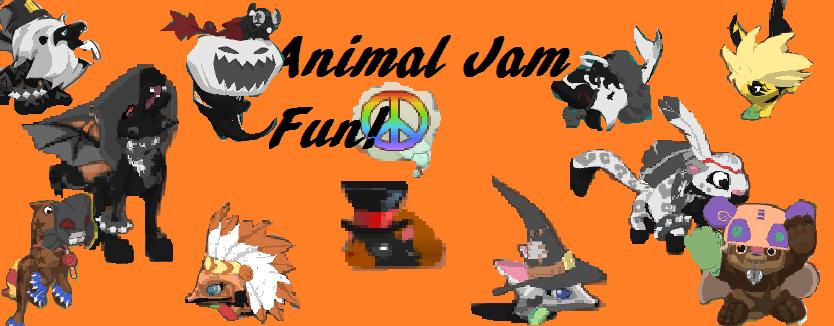 Wolfypoof's Animal Jam Fun